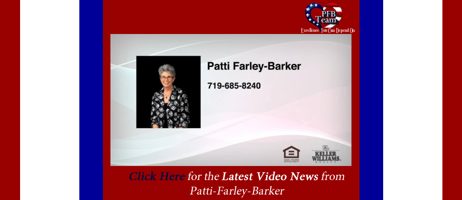 Latest Video News from Patti-Farley Barker